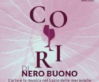Locandina: Cori di Nero Buono. L'arte e la musica nel Lazio delle meraviglie