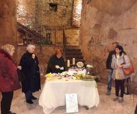 """Locandina: Le visite guidate di """"Rieti Sotterranea Golosa"""""""