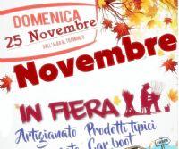 Locandina: Novembre in Fiera