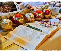Locandina: RossoOro. Artigianato in Festa