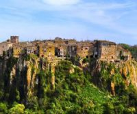 Locandina: I Borghi del Parco del Treja