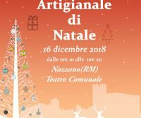 Locandina: Mostra Mercato Artigianato di Natale