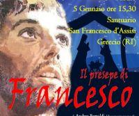 Locandina: Il presepe di Francesco