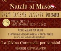 Locandina: Natale al Museo