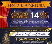 Locandina: Nuova vita per il teatro Imperiale. Il tuo divertimento intelligente