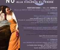 Locandina: Artemisia e le altre: NO alla violenza di genere