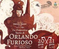 Locandina: La fantastica storia dell'Orlando Furioso