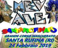 Locandina: Carnevale Santarufinaro