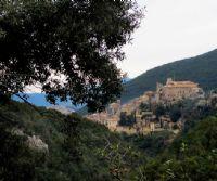 Locandina: Escursione tra le voragini carsiche di Roccantica e Catino