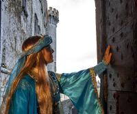 Locandina: Aprile al castello con i bambini