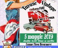 Locandina: Tarano Love Vintage