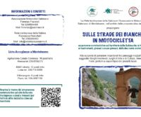 Locandina: La Via dei Bianchi in Motocicletta