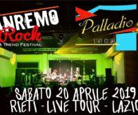 Locandina: 32° Sanremo Rock