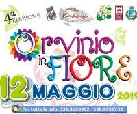 Locandina: Orvinio in Fiore 2019