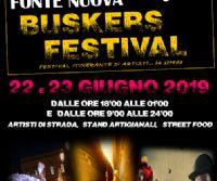 Locandina: Buskers Festival 2019