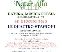 Locandina: Le Quattro Stagioni di A. Vivaldi