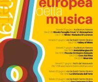 Locandina: Festa Europea della Musica 2019