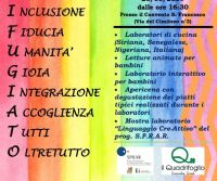 Locandina: La Giornata Mondiale del Rifugiato a Cori