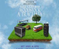 Locandina: Woodstock a Tragliata 2019