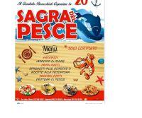 Locandina: Sagra del Pesce 2019