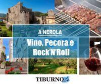 Locandina: Nerola... vino, pecora e rock'n'roll