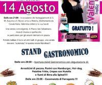 Locandina: Serata danzante con Valentina Urbini e la sua band