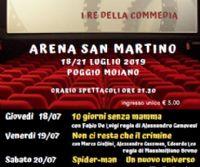 Locandina: Un'Estate di Cinema.  I re della commedia