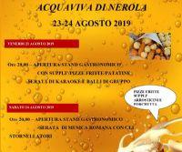 Locandina: Sagra della Birra e del Fritto 2019