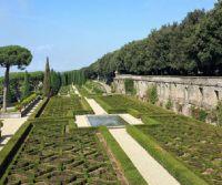 Locandina: Ville Pontificie e Palazzo Apostolico