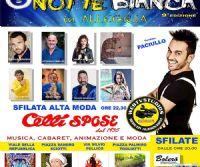 Locandina: Notte Bianca in allegria 2019