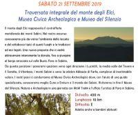 Locandina: Monte degli Elci e Musei di Fara in Sabina