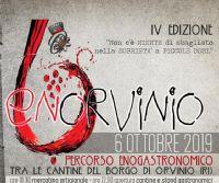 Locandina: EnOrvinio2019