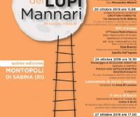 Locandina: Notturni delle città ed il Festival dei lupi mannari