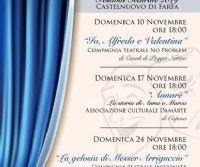 Locandina: Succede a Castelnuovo Di Farfa