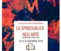 Locandina: La Spiritualità nell'arte