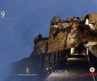 Locandina: Presepe Vivente di Civita Bagnoregio