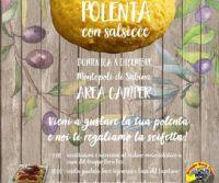 Locandina: XVIII Sagra della polenta con salsicce