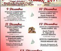 Locandina: Melodie di Natale 2019