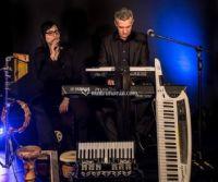 Locandina: Corde in canto per Terre Sommerse Group con Silvia Mirarchi e Luca Villani