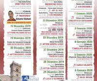 Locandina: Cittaducale... uno spettacolo dal vivo