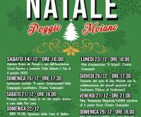 Locandina: Natale a Poggio Moiano