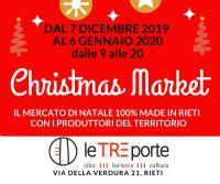Locandina: Christmas Market 100% Made in Rieti