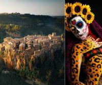 Locandina: Calcata Carnevale 2020