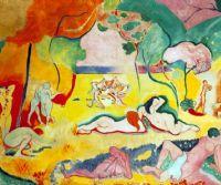 Locandina: Matisse: la joie de vivre e la modella rosa