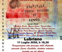 Locandina: Arte Contemporanea nel caratteristico Borgo di Lubriano