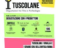 Locandina: Vinalia Tuscolane