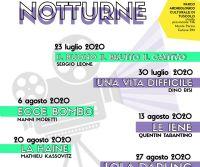 Locandina: Scorribande Notturne