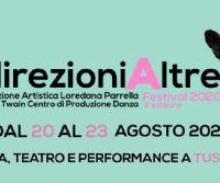 Locandina: DirezioniAltre Festival 2020