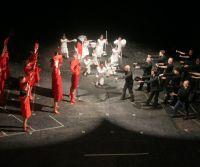 Locandina: Portraits on stage. Nel cuore dell'arte