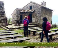 Locandina: Il Sacro Speco i boschi e le ripide balze tra Calvi e Narni